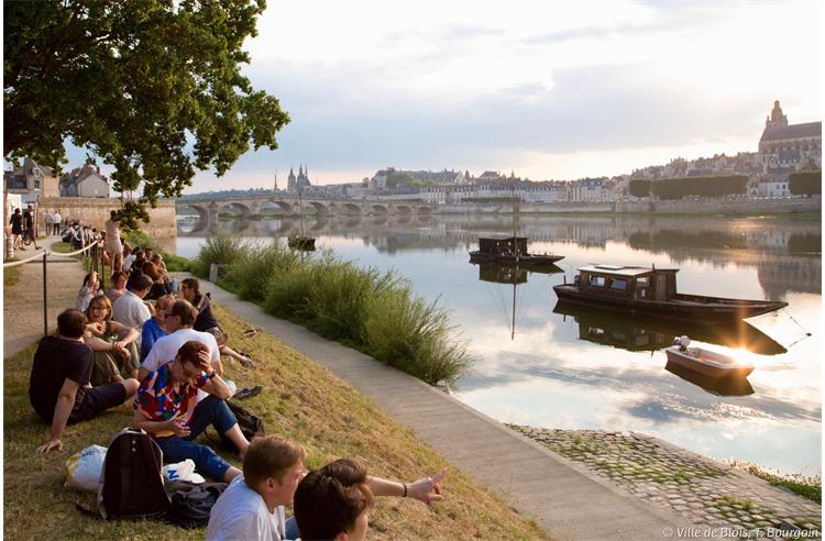 Blois, une ville à taille humaine et ville d'histoire