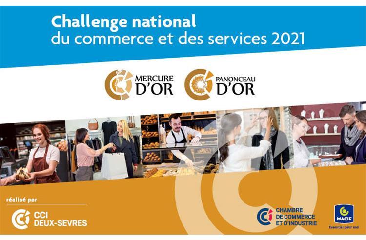 Challenge national du commerce et des services 2021
